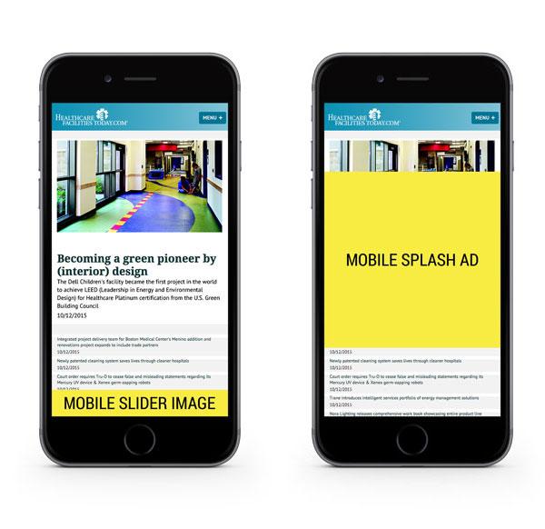 Mobile Slider Image Sample